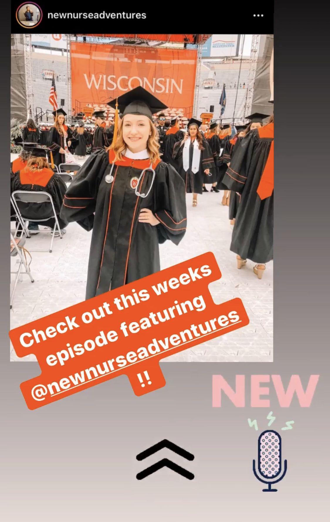 Nursing School Struggle Podcast in 2020 Nursing school
