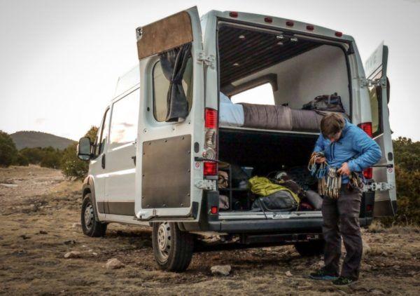 The Biggie Dodge Ram Promaster Van Conversion By Native Campervans Camper Van Van Camper Van Conversion Diy