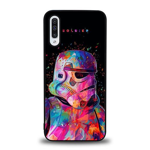 Stormtrooper W9242 Samsung Galaxy A50 Case