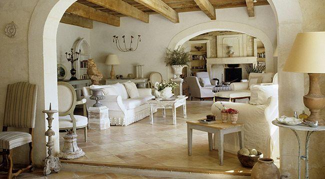 Une villa en Toscane | Accessoires de décoration d\'intérieur chez ...