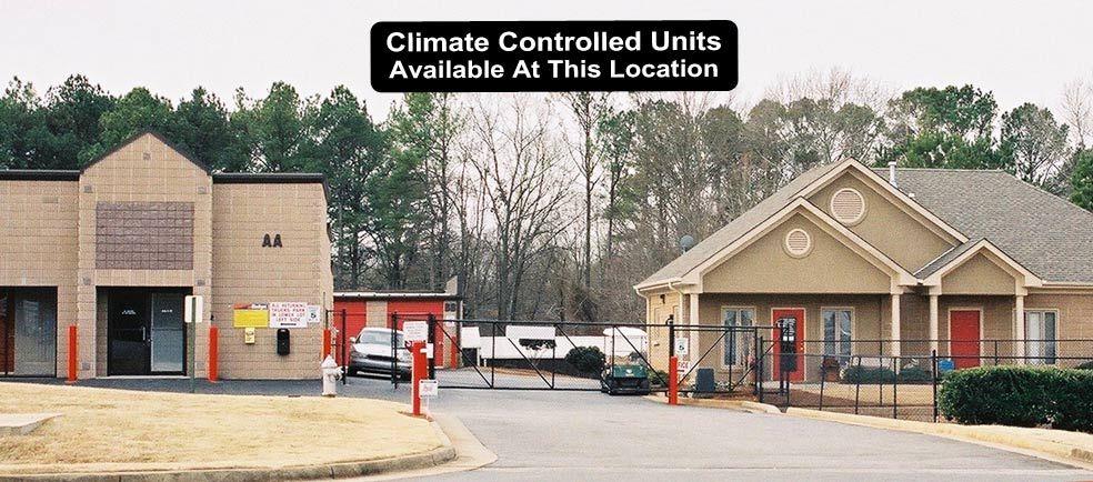 Acworth Self Storage Your Extra Attic Climate Controlled Storage Self Storage Climate Controlled Storage Units House Styles