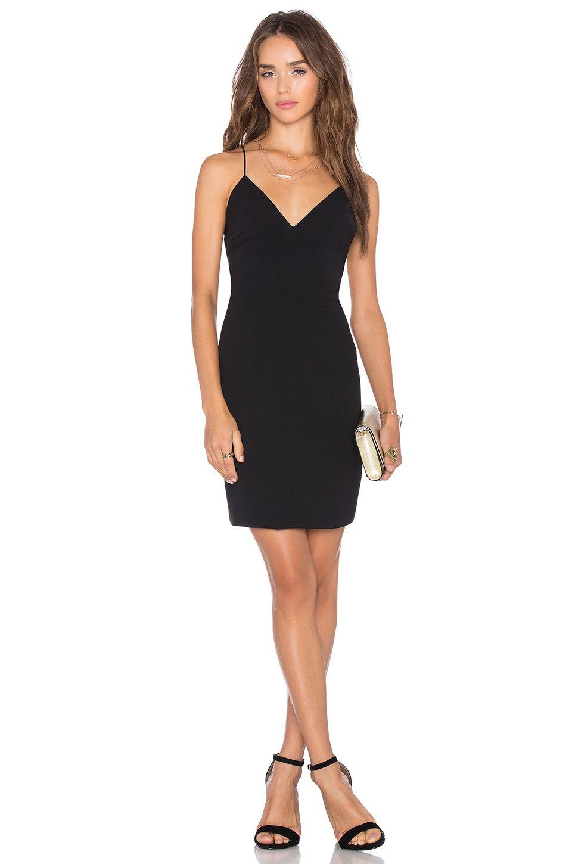 NBD Daily Lift Dress in Black  84eccea9f