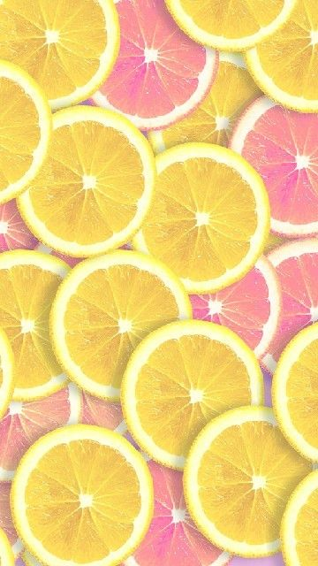 Lemon wallpaper yellowlemon pinklemon wallpaper Fruit