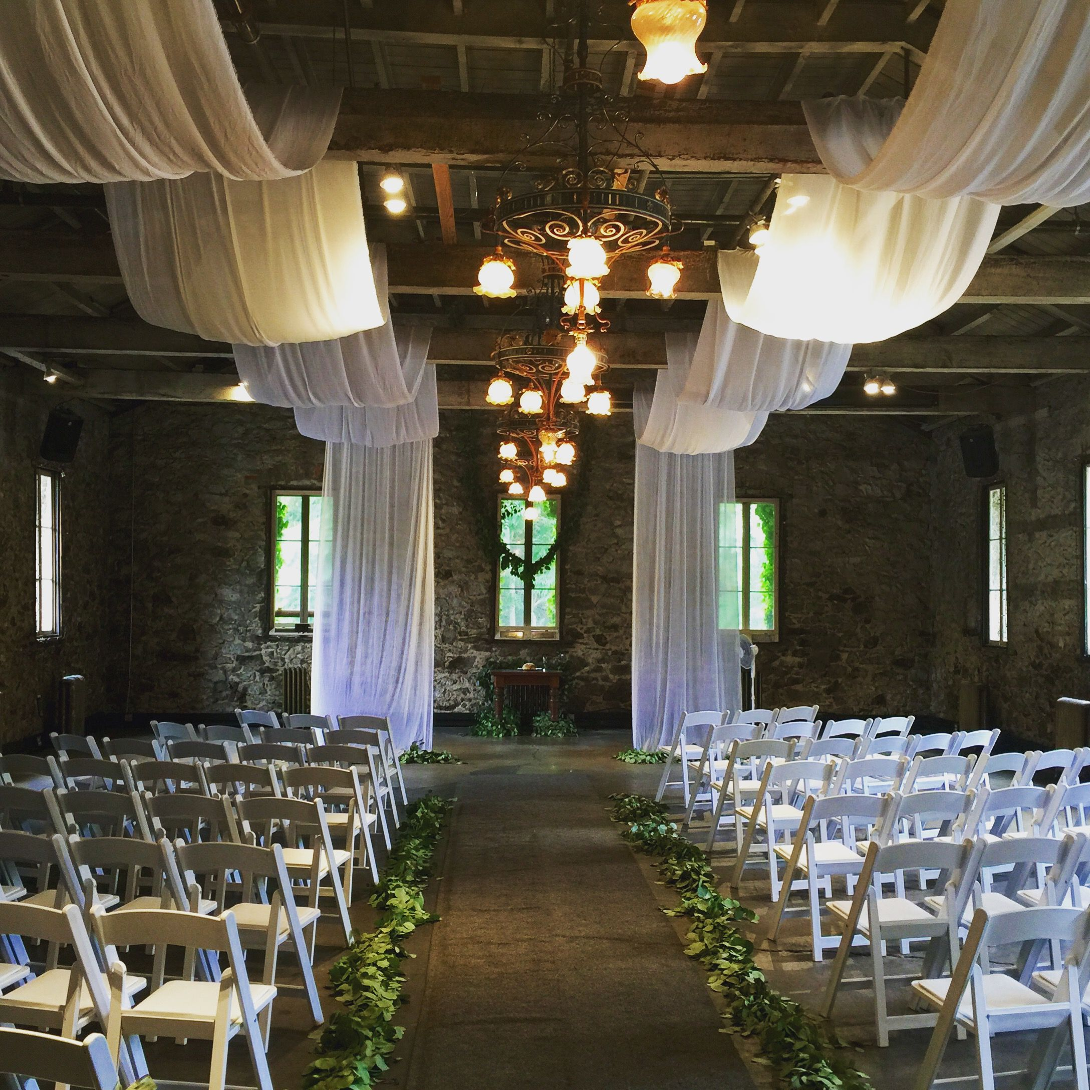 Farm To Table Catering :: Wedding Venue Report :: Miners