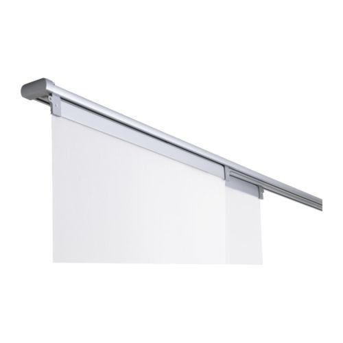 Ikea Division Suspension Set For Panel Curtain Ready To