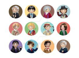 vector graphic doctor who - Google Search