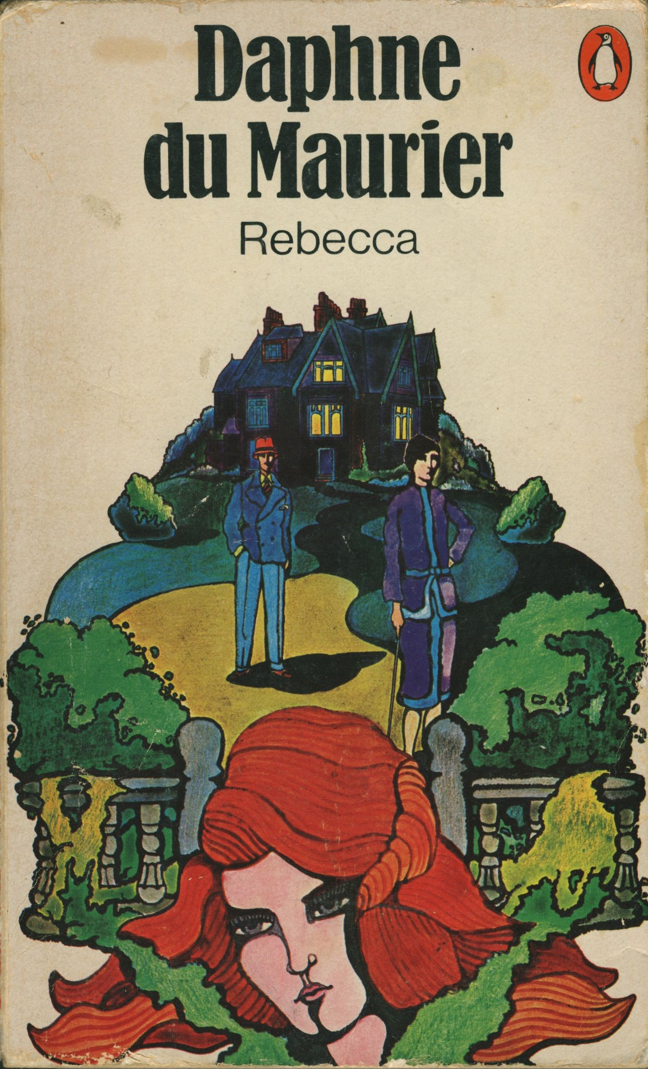 Penguin Book Cover Zone : Rebecca daphne du maurier thesis homeworkzoneedit fc