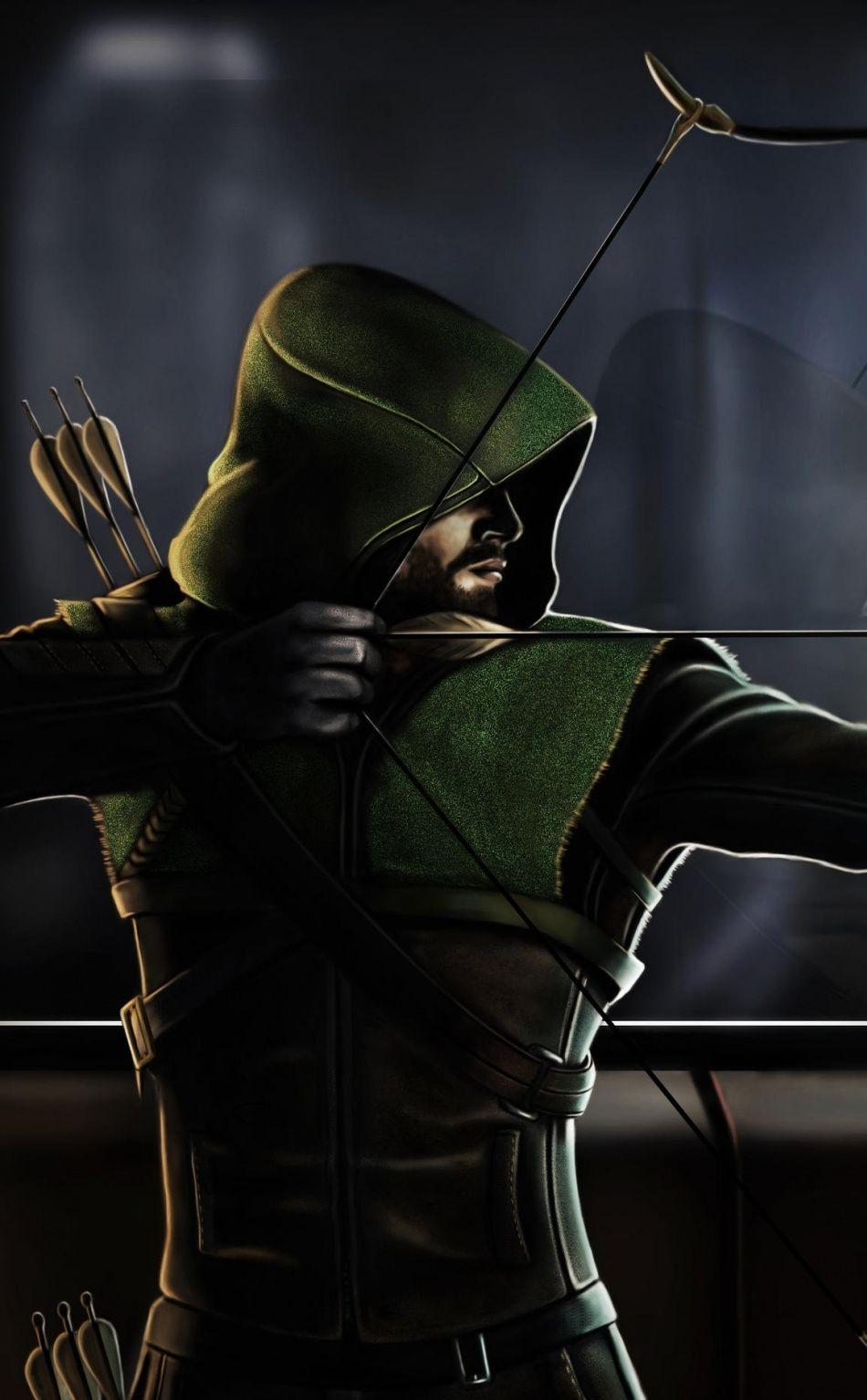 Green Arrow Dc Comics Art 2019 950x1534 Wallpaper Arrow Dc Comics Green Arrow Arrow Comic