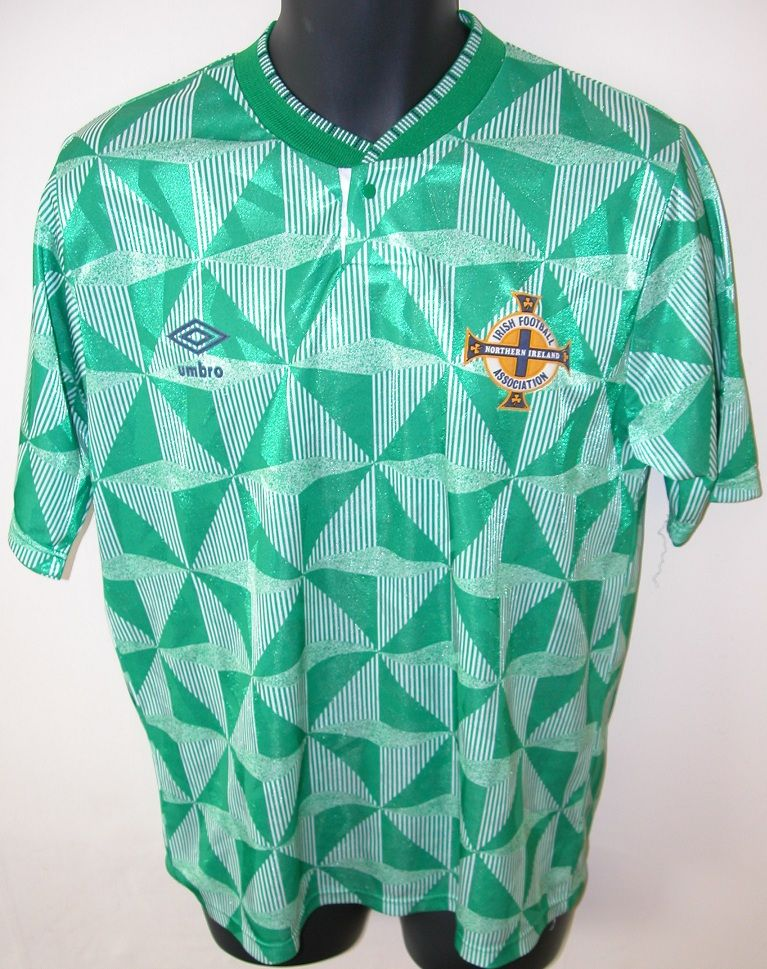 umbro retro football shirts