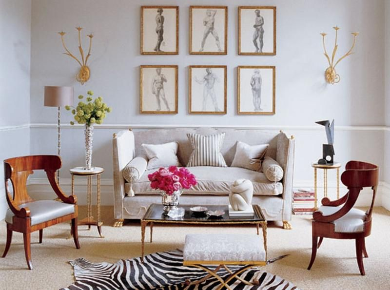 20 Modern Chic Living Room Designs to Inspire