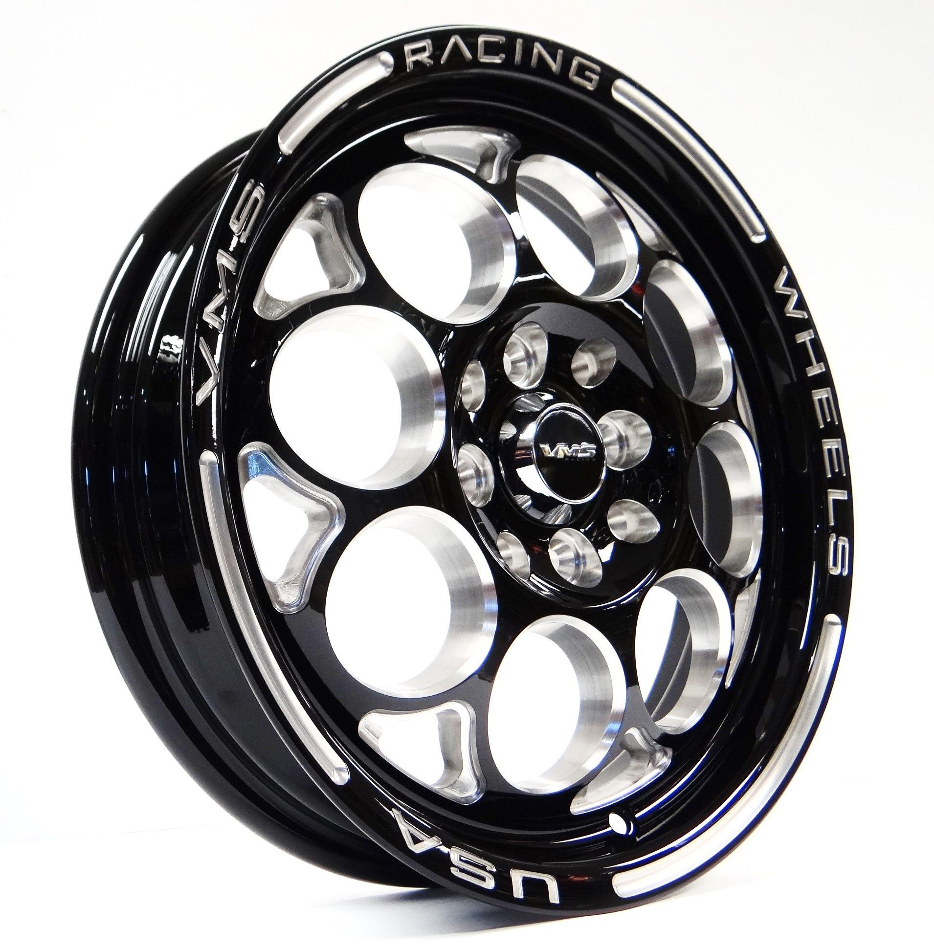 REAR Or FRONT DRAG RACE MODULO WHEEL 15X3.5 4X100/114.3 10