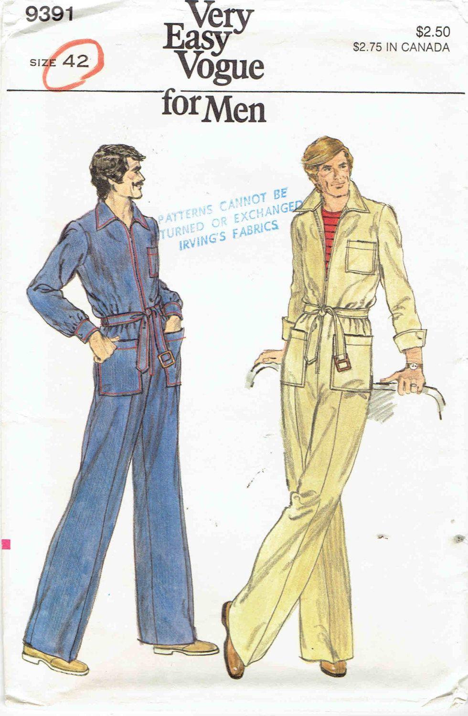 U Pick! Vintage Sewing Patterns Jumpsuits Overalls Dress Tops Shirts Pants