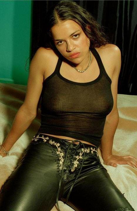 Famoustits23 174 Michelle Rodriguez Age 36 Bra Size 32B -5029