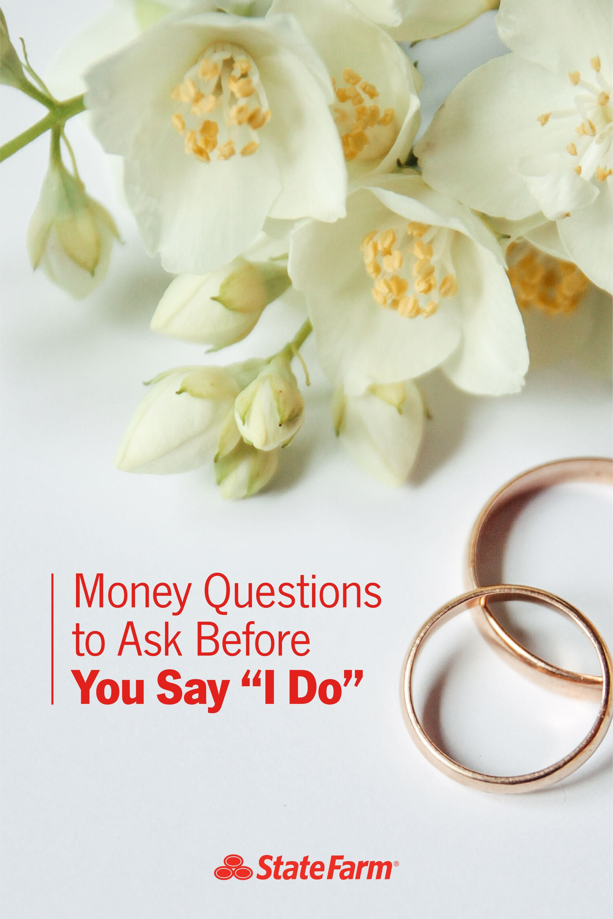 Cost of the wedding shouldnut be the only money discussion you have