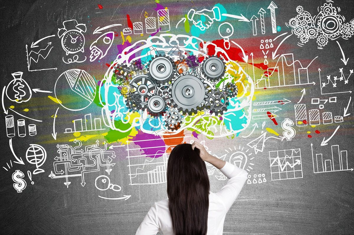 brain storming with us Business problems, Solving, Earn