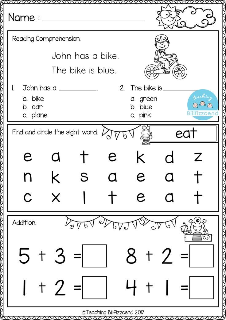 Free Kindergarten Morning Work Inside You Will Find 12 Pages Free Kinder Kindergarten Morning Work Morning Work Kindergarten Free Kindergarten Math Worksheets