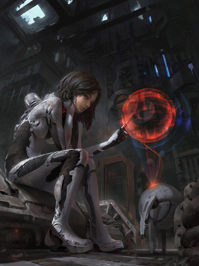 Science fiction project  www artstation com/artwork/0dB