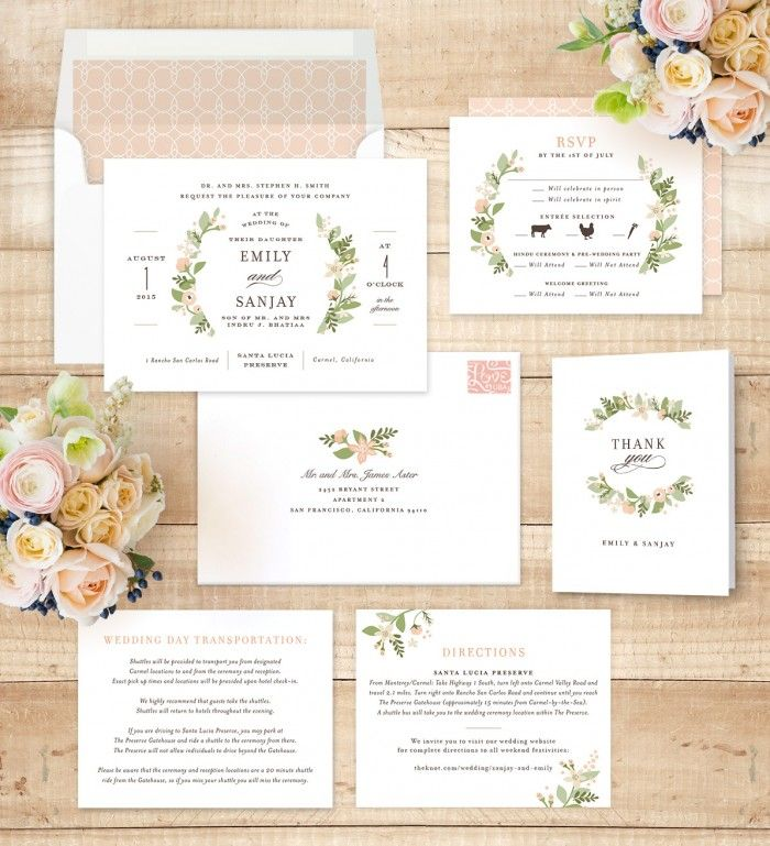 See This Minted Couples Adorable Proposal and Stationery