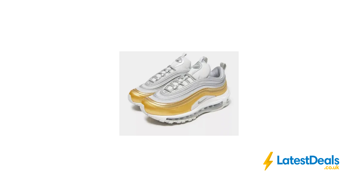 Nike Air Max 97 OG Women s Sizes 2.5   7.5 Free Delivery cfcdb3a2a