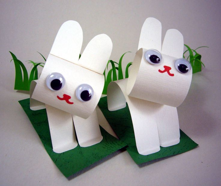 Easy Paper Craft Ideas For Kids Part - 35: Easy Paper Craft Ideas For Kids!
