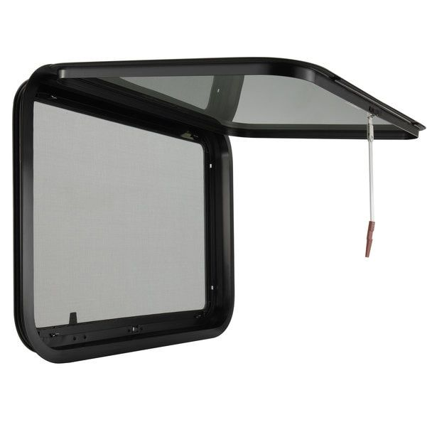 Rv Exit Window 36 W X 22 H Optional Trim In 2020 Rv Egress Window Windows