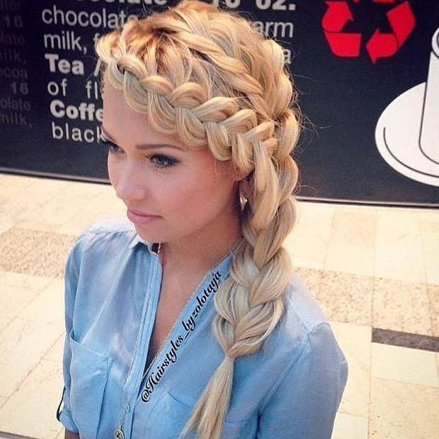 50 Incredibly Cute Hairstyles For Every Occasion Stayglam Beautiful Braided Hair Hair Styles Long Hair Styles