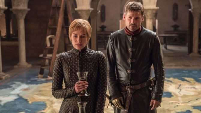 HBO's 'Game of Thrones,' Season 7, Cersei and Jaime Lannister, betrayal
