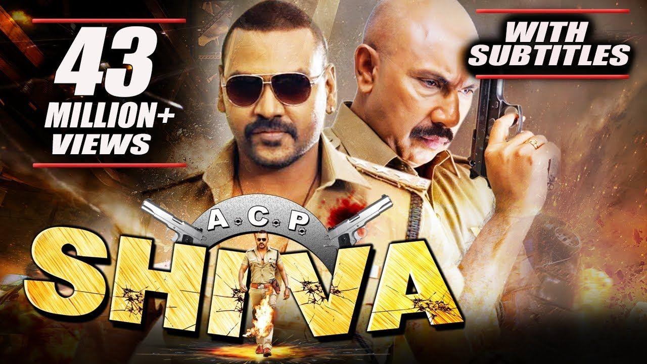 Acp Shiva Motta Siva Ketta Siva 2017 Full Hindi Dubbed Movie Raghava Shiva Indian Movies Hindi Movies