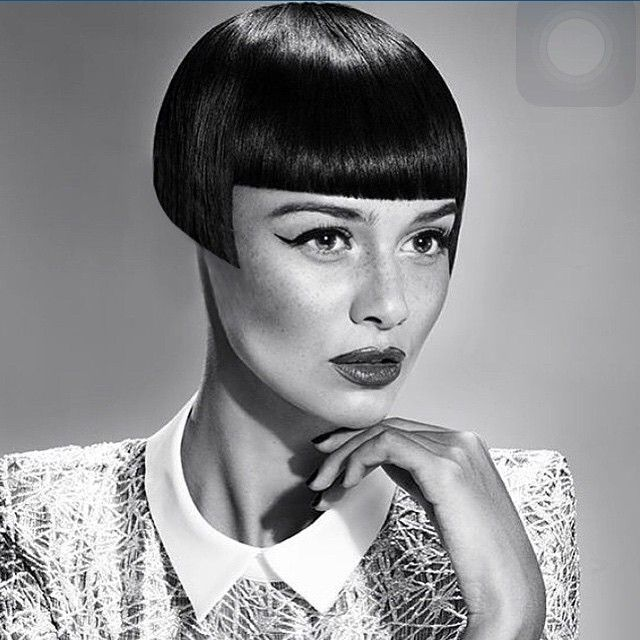 Pin By Kerry Dow On Great Hair Tricks And Tips: #inspiration #perfekt #haircut #frisur #minimalistisch