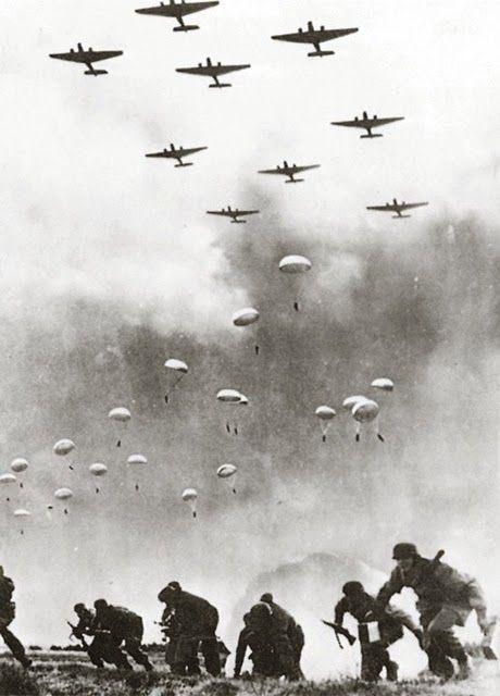 PARATROOP WWII