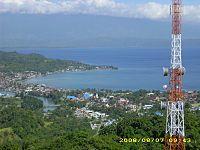 Danau Poso, Kabupaten Poso, Sulawesi Tengah, Indonesia