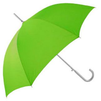 Grey Plain Coloured Umbrella Colours