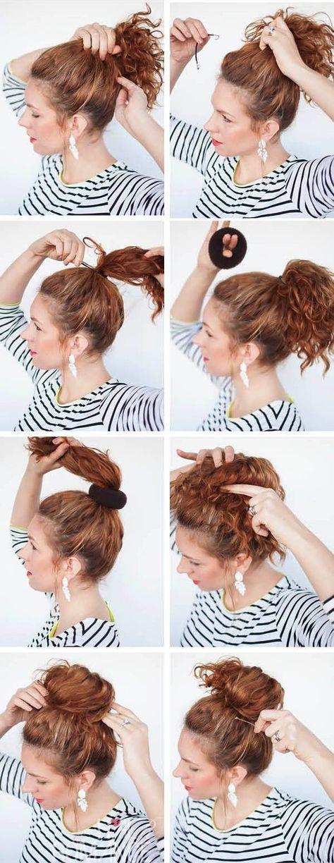 Pin by Aba Kelmendi on Ideen rund ums Haus | Curly hair ...