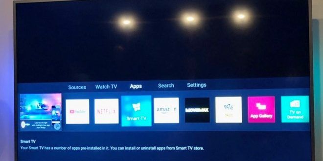 Philips SAPHI is New Smart TV Platform for 5000 and 6000 TV Series