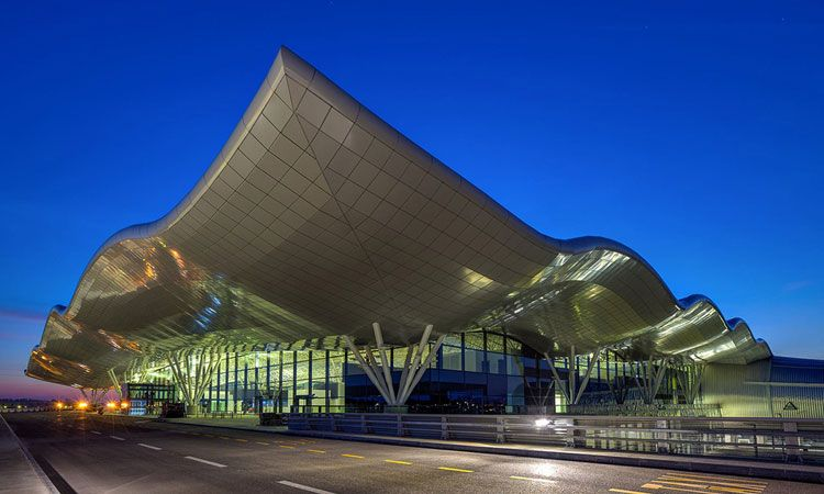 Zagreb Airport Has Sparkling Start To 2020 Mainly Thanks To The European Union The Dubrovnik Times Zagreb City Of Zagreb Croatia Airlines