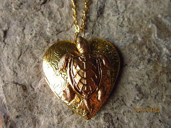 Rose Locket Skeleton Key Bronze Necklace Locket Keepsakes Blue or Aqua Choose Purple Victorian Photos Stash