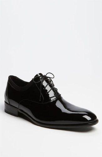 5c52bcdcd0ee Oxford wet look Black Oxfords, Formal Shoes, Formal Wear, Salvatore  Ferragamo, Gentleman