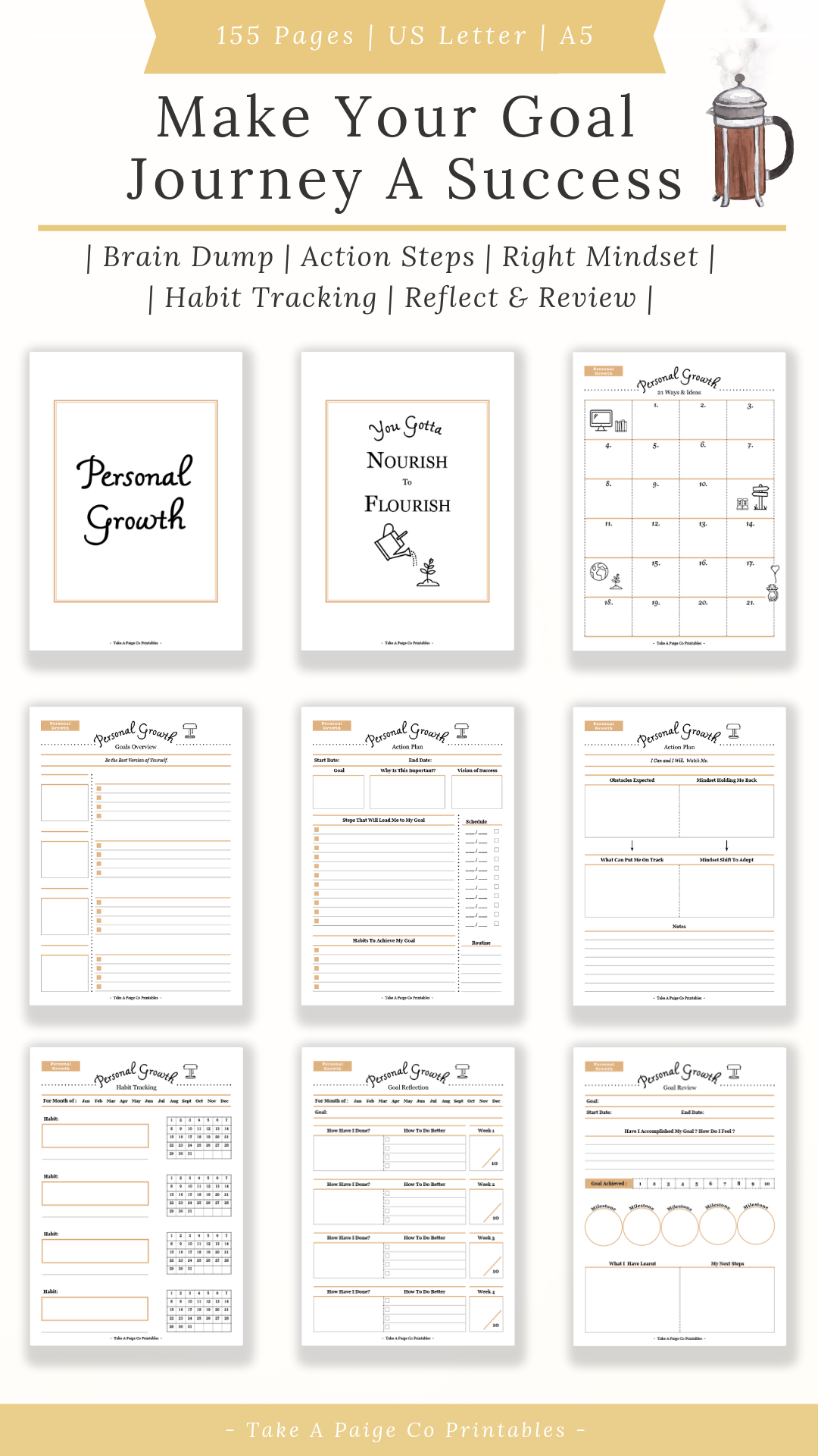 Pin On Planners And Printables