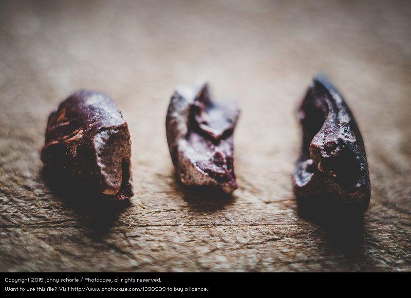 Foto 'Kakao aus der Steinzeit I' von 'johny schorle' #food #foodphotography #photography #stock  #paleo #vegan #vegetarian #macrophotography #cacao #chocolate