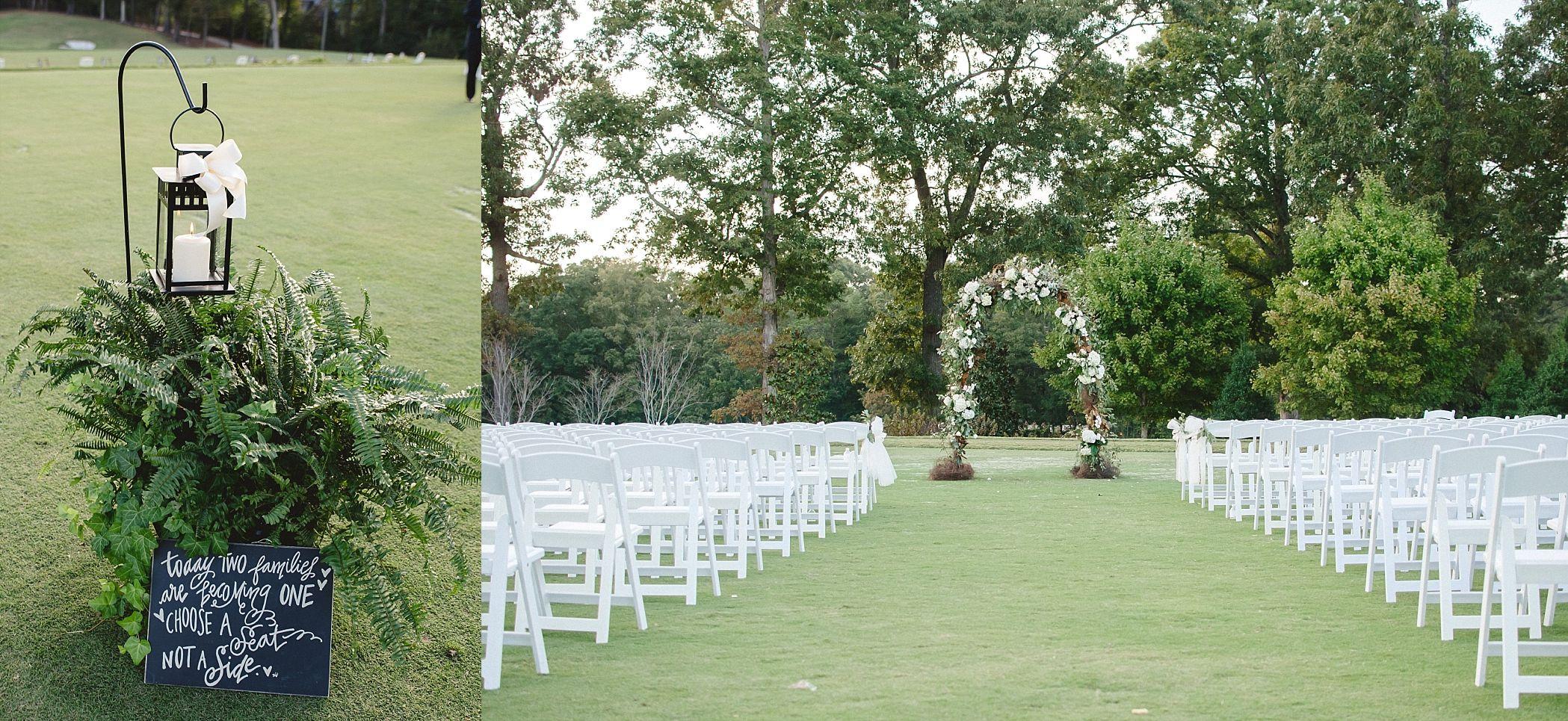 Mishaun arrington photography atlanta country club wedding