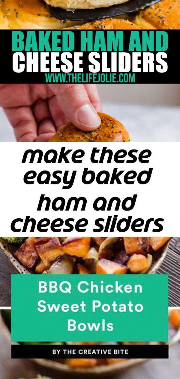 Make these easy baked ham and cheese sliders for your next party and watch as your friends fight f 1 #breakfastslidershawaiianrolls