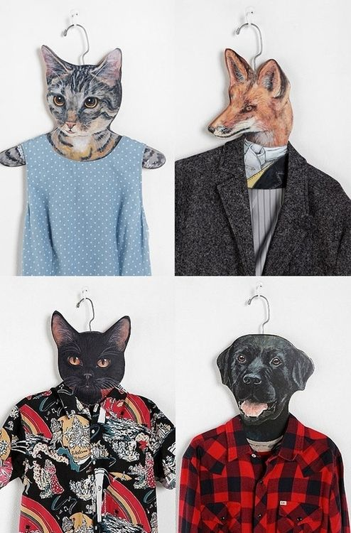 Animal Clothes Hanger Urban Outfitters I Want These Lol Homey