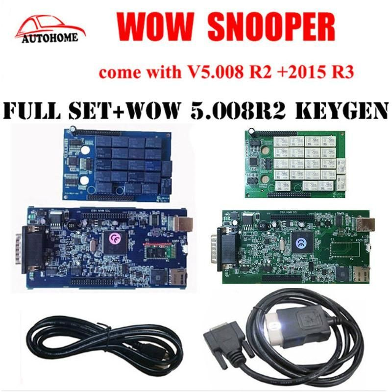 WoW Snooper V5 008 R2 +2015 R3 +wow keygen With without Bluetooth