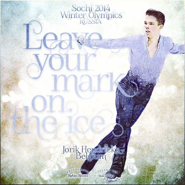 Jorik Hendrickx #Sochi2014