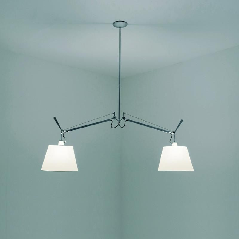 Tolomeo Double Shade Suspension Ceiling Lights Tolomeo Lamp Interior Lighting