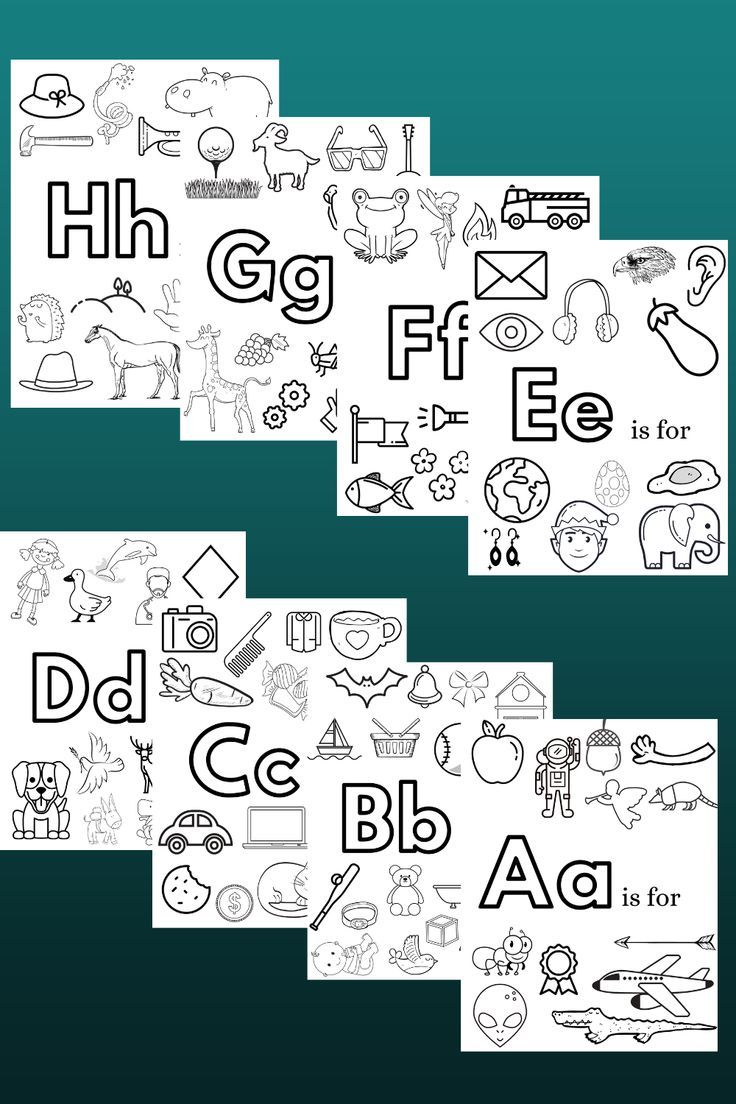 Photo of Free, Printable Alphabet Coloring Pages- Hey Kelly Marie