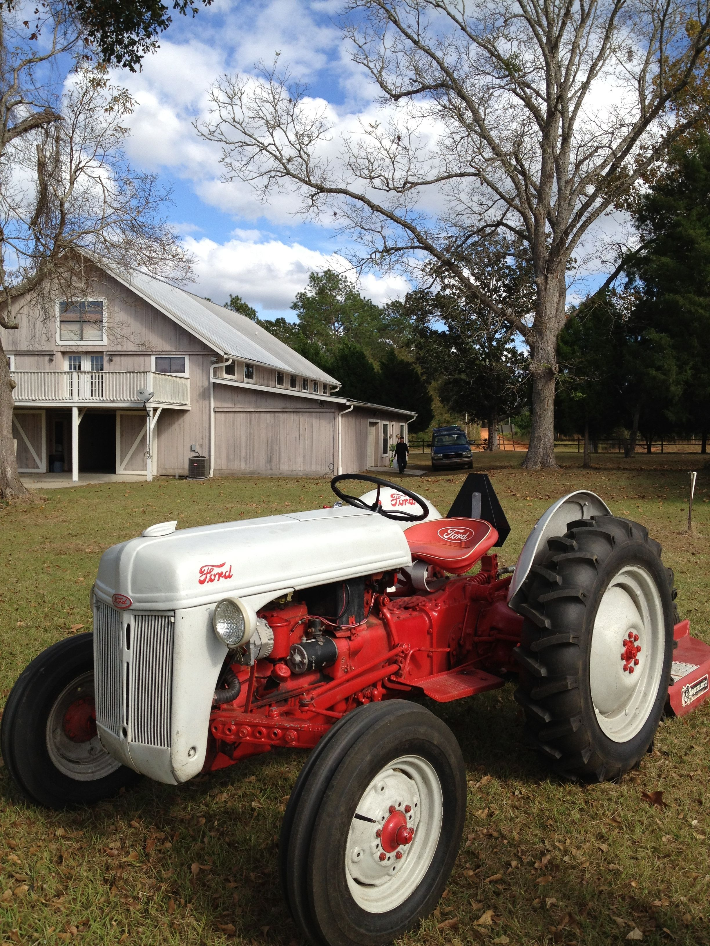 Farm Living Is The Place For Me South Laurel Tractors Ford 8n Manual Pdf Tractor Trucks