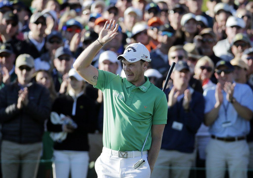 Danny Willett is the 2016 Masters champion https://twitter.com/espn/status/719298936620650501 Love #sport follow #sports on @cutephonecases