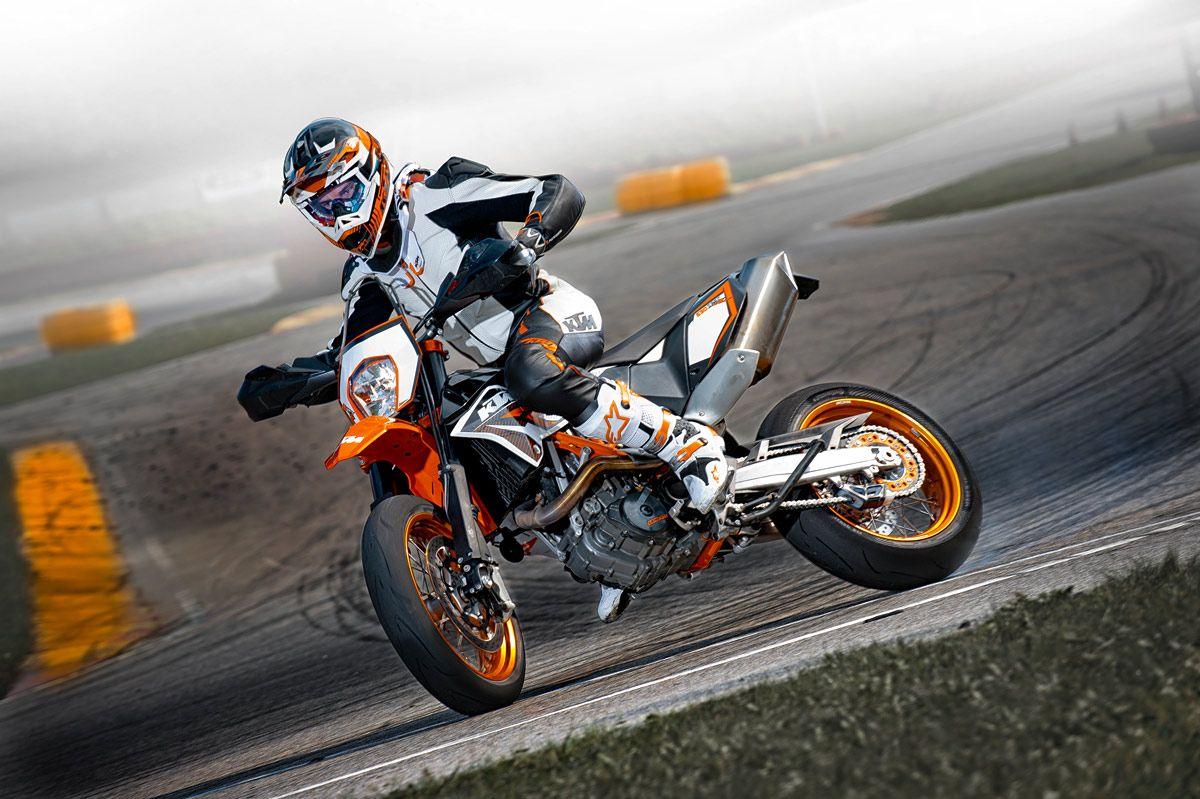 SuperMoto KTM