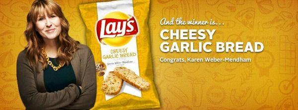 Cheesy Garlic Bread Wins Lay's 'Do Us a Flavor' Contest, Winner Receives $1 Million